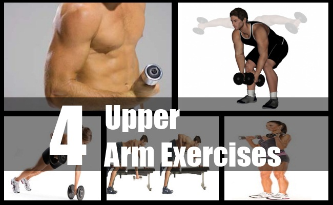 Upper Arm Exercises