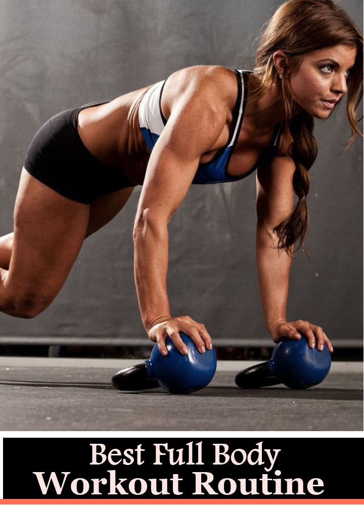 7 Best Full Body Workout Routine