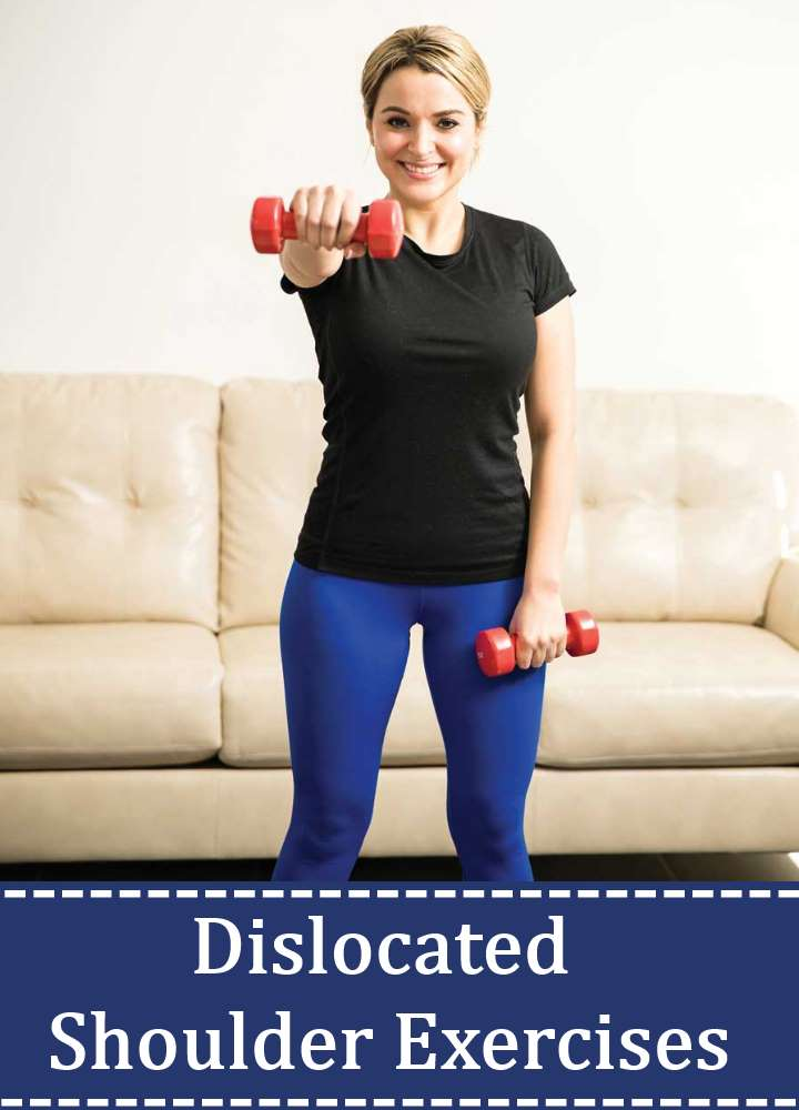 5 Dislocated Shoulder Exercises - Exercises For A ...