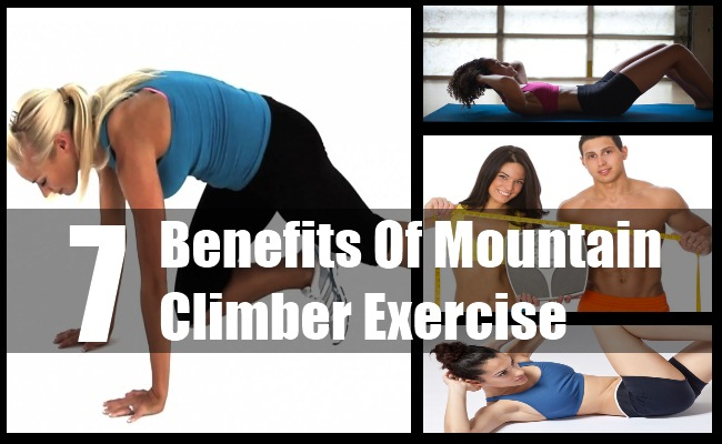 7 Benefits Of Mountain Climber Exercise