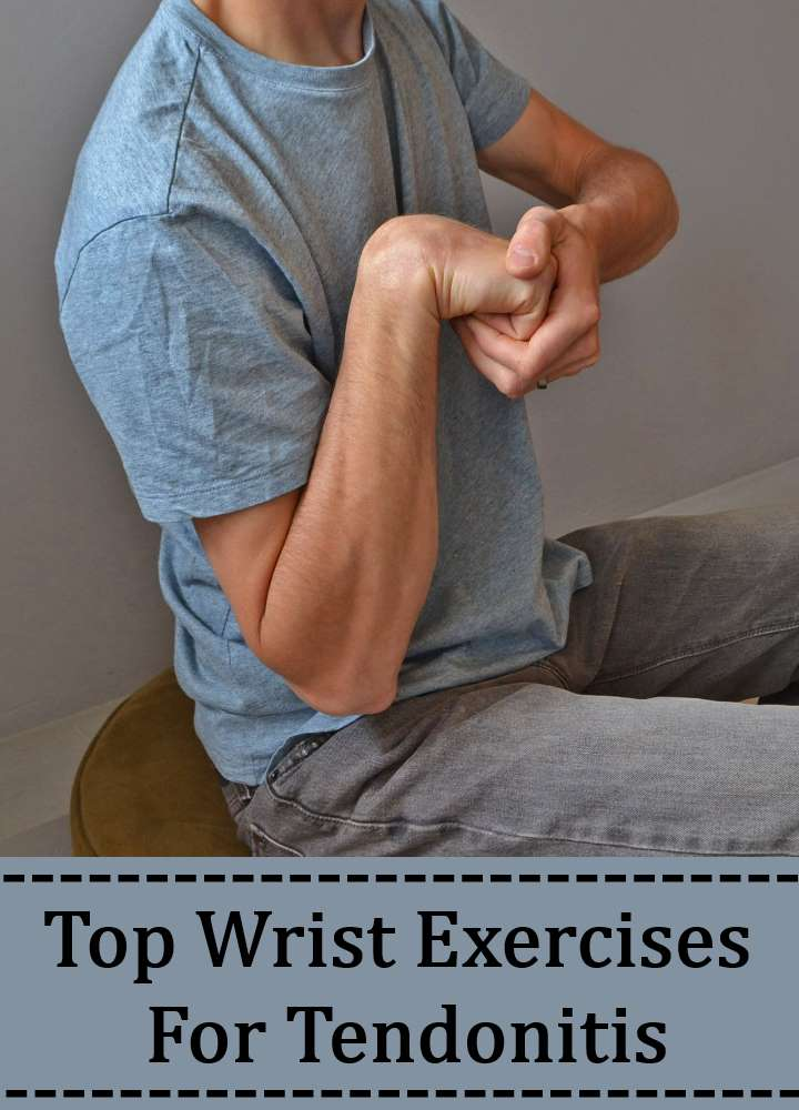 Top Wrist Exercises For Tendonitis