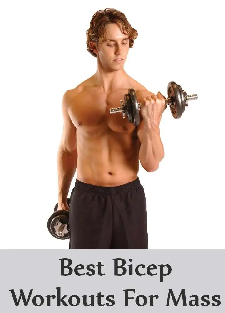 5 Best Bicep Workouts For Mass