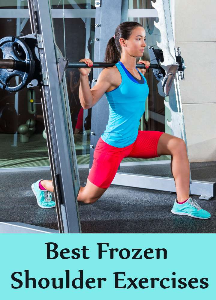 Best Frozen Shoulder Exercises