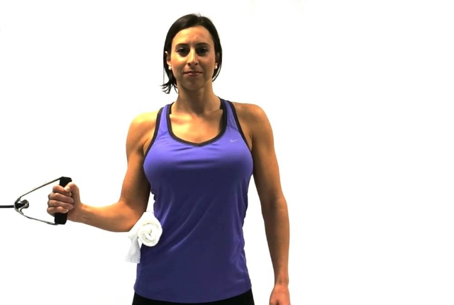 Shoulder Rotation