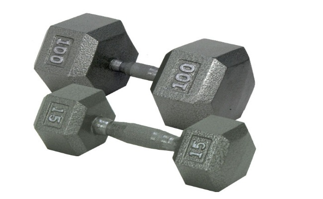 Using Dumbbells For Wrist Exercise