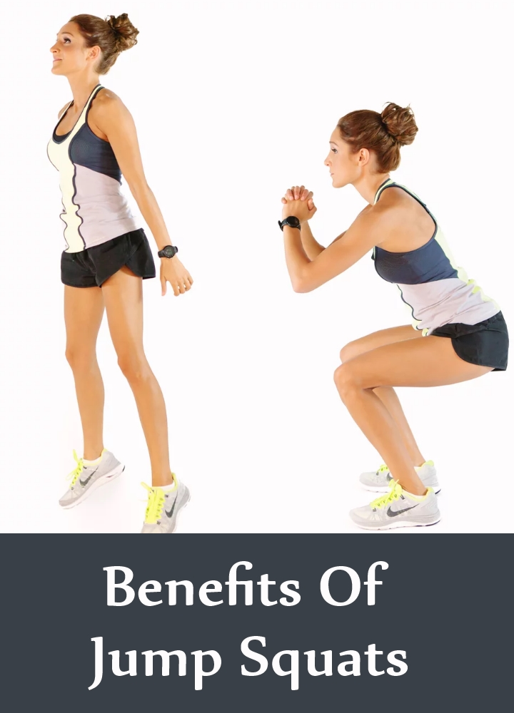Benefits Of Jump Squats