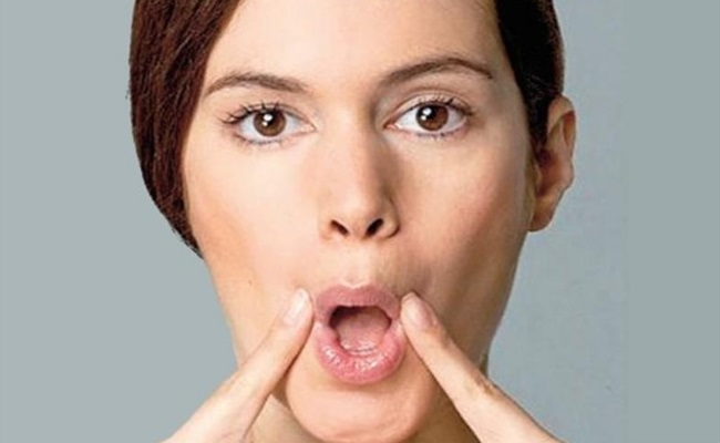 Mouth Exercise