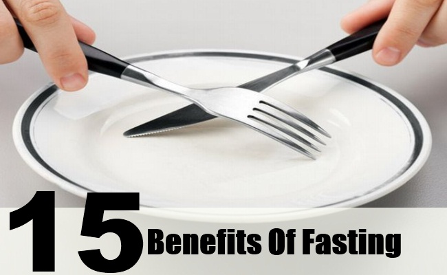 15 Surprising Benefits Of Fasting