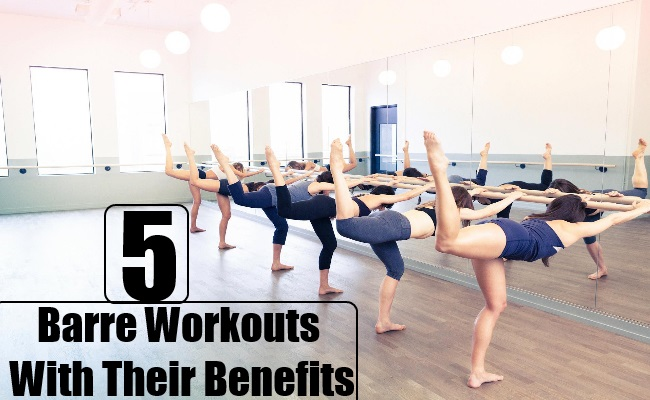 Barre Workouts With Their Benefits