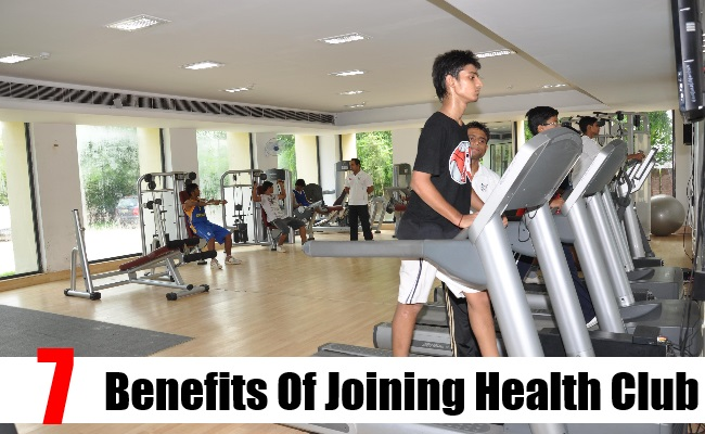 Benefits Of Joining Health Club
