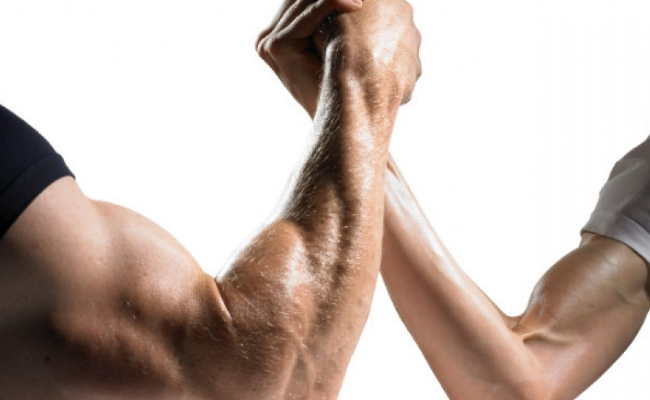 Strengthens Forearms