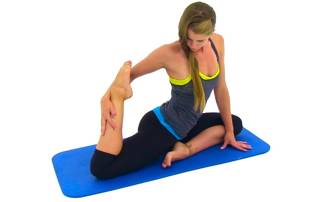 Close It With Stretching Exercises