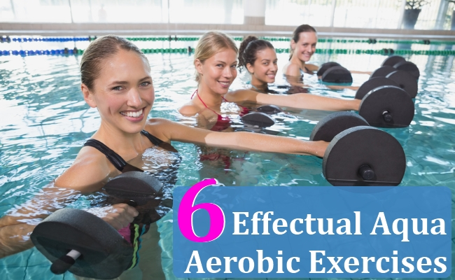 Effectual Aqua Aerobic Exercises