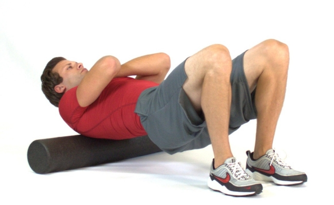 Upper Back Foam Roll