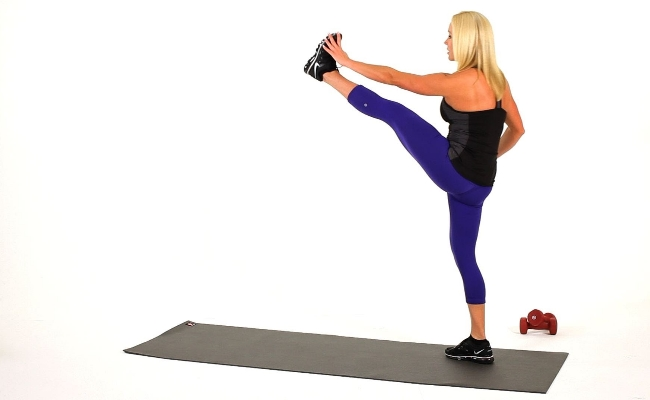 15 Minutes of Jumping Jacks + High Kicks