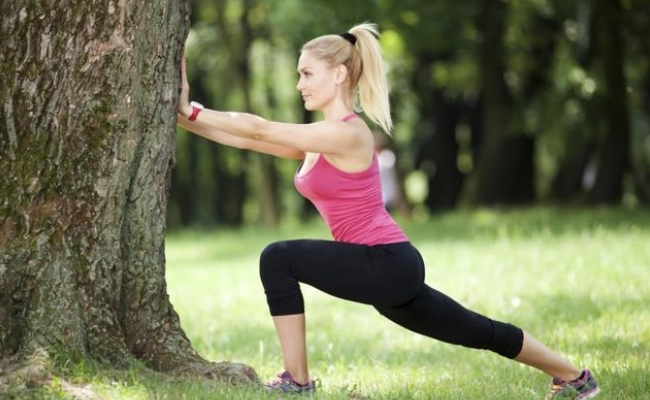 Improve Hip Flexibility