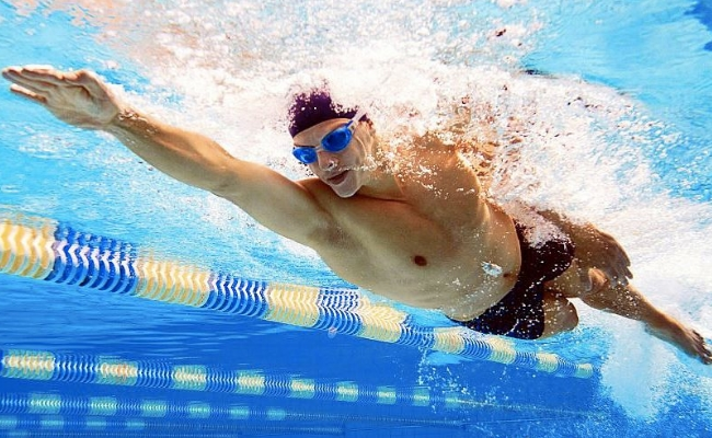 Swimming Is The Best Cardio Workout