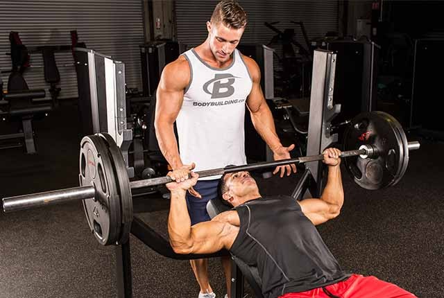 Mass-Building Upper-Chest Workout
