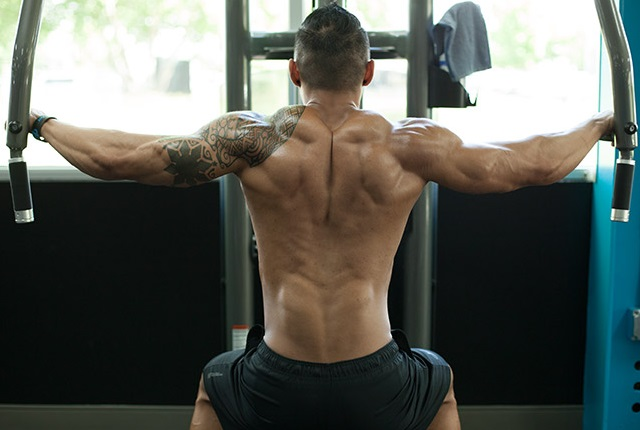 Work on your Rear Delt