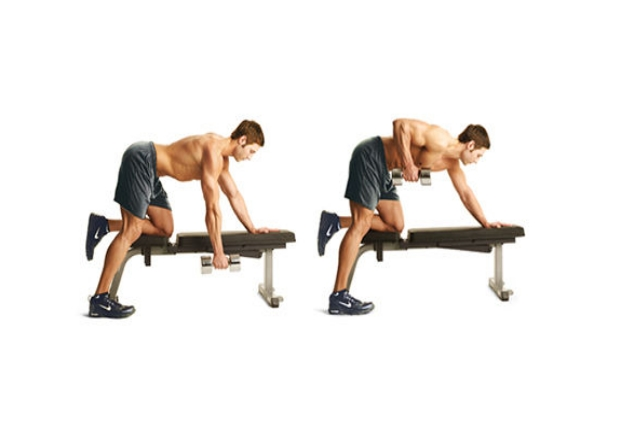 dumbbell-rows