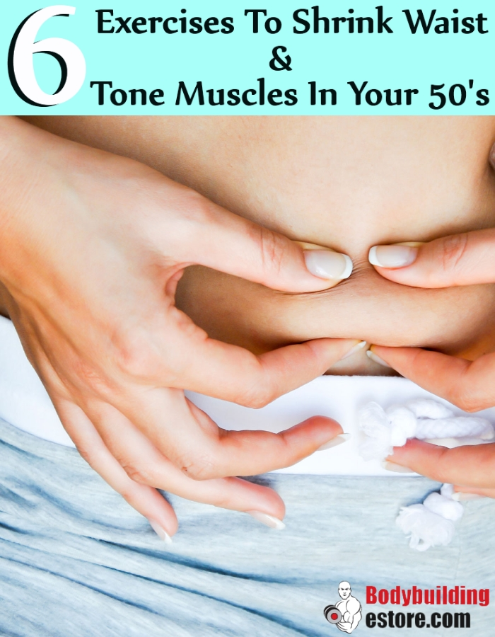 Tone Muscles In Your 50's