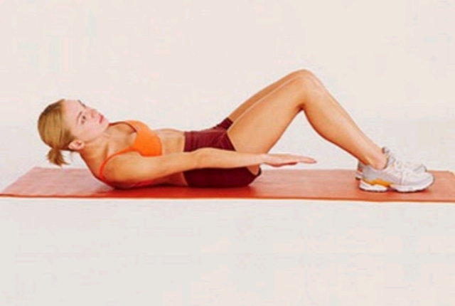 6 Easy Abdominal Stretching And Toning Workouts To Reduce ... Internal Oblique Stretching