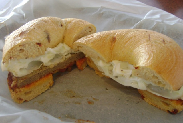 Egg White And Bagels