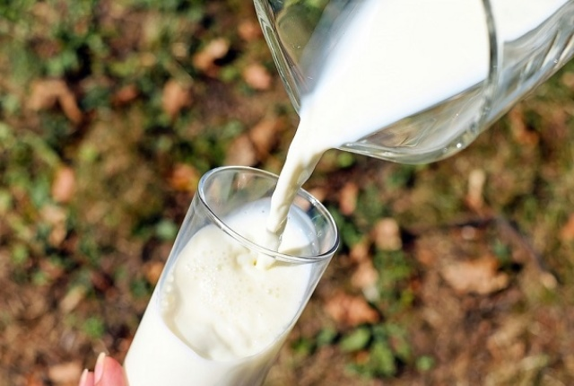 Have Skim Milk Before Or After Workout