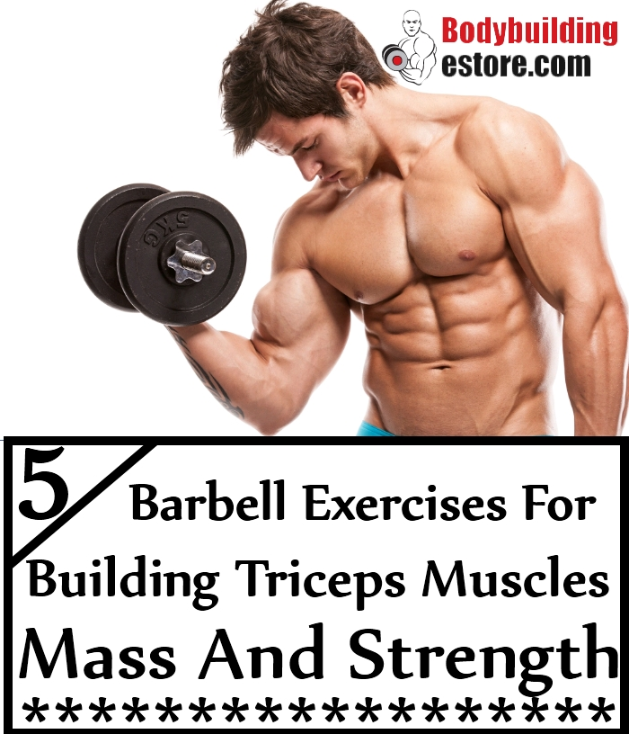 Exercises For Building Triceps