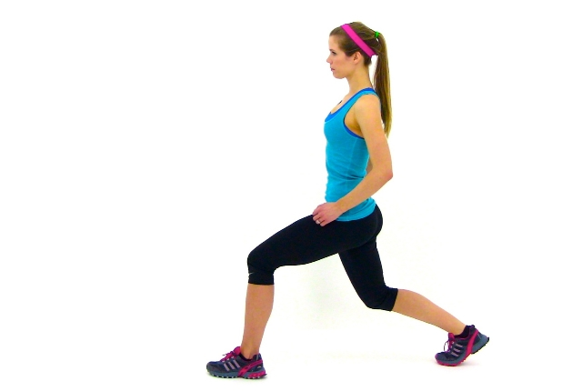 Lunge Pulses: