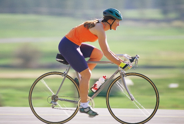 Bicycling: