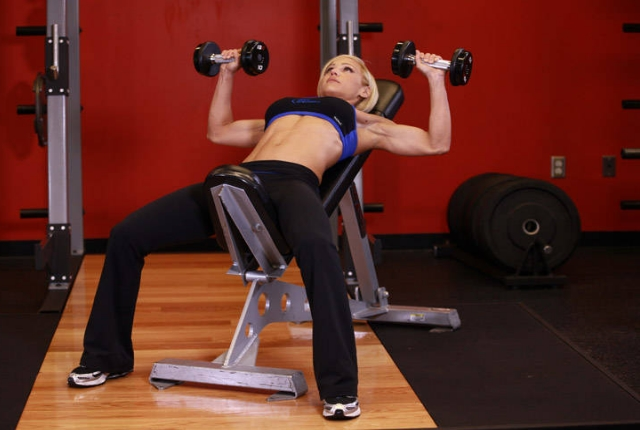 Incline Dumbbell