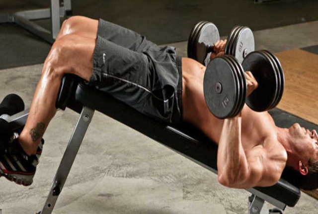 Substitution For Shoulder And Chest Press