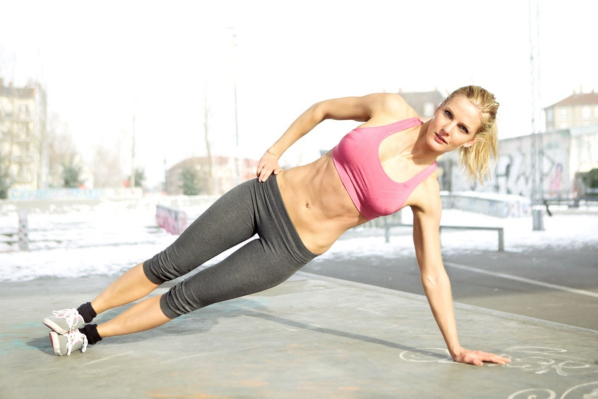 5 Exercises To Tone Oblique Muscles For Women