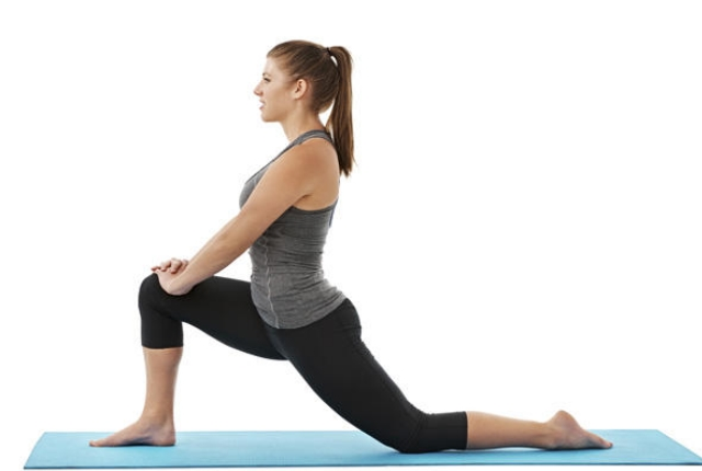 Groin Stretch Standing