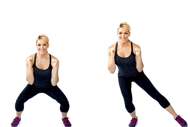 Lateral Shuffle