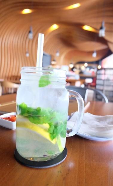 Lemon-infused water great for detox