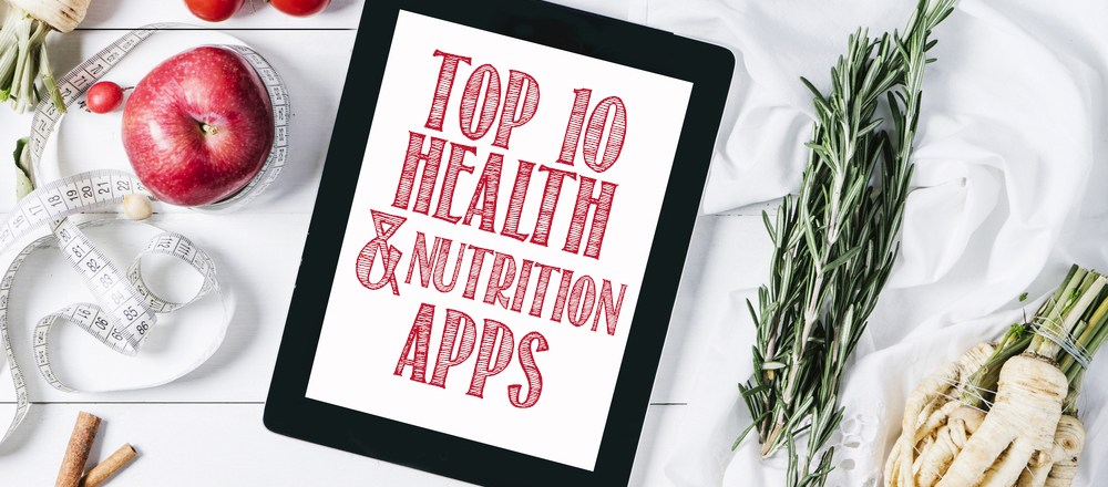 Top 10 Health And Nutrition Apps