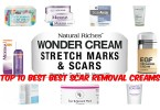Best Best Scar Removal Creams