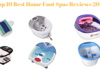 Top 10 Best Home Foot Spas Reviews 2019