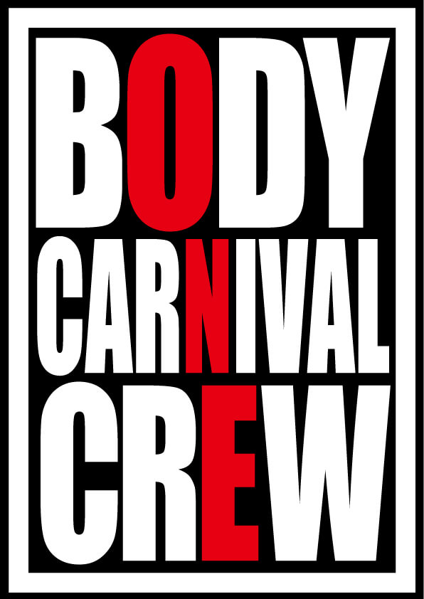 BODYCARNIVAL CREW|OFFICIAL WEBSITE