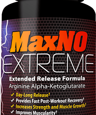 Xtreme NO Review - Nitric Oxide Muscle Builder