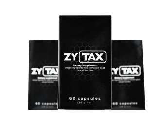 Zytax Male Enhancement Pills