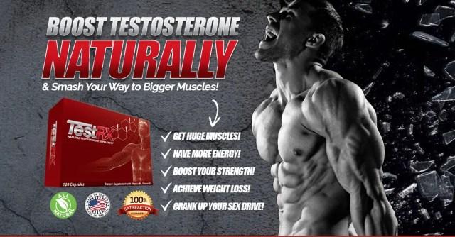 testRX supplement
