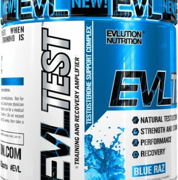 Evlution Nutrition Testosterone Booster