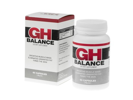 GH Balance Muscle Building Supplement
