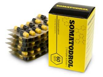 Somatodrol Supplement Review