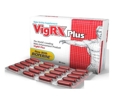 Grow Your Penis Size with VigRX Plus
