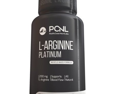 PacificCoast NutriLabs 2100mg L Arginine Nitric Oxide Booster – Review