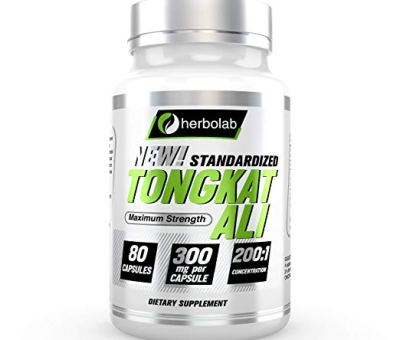 Herbolab Tongkat Ali Root Extract 200:1 – Review
